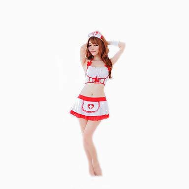 HAOBAO Cosplay Kostüme Party Kostüme Krankenschwestern Karriere Kostüme Fest/Feiertage Halloween Kostüme einfarbig Mantel Rock - Schwarze Witwe Kostüm Bild