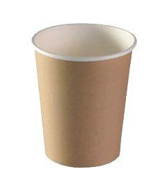 Gobelets kraft brun 24 cl (lot de 50)