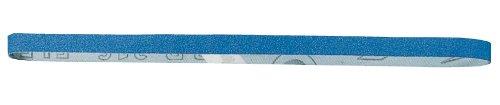Bosch DIY Schleifband (für Black+Decker Powerfile, Metall, 3 Stück, 13 x 451 mm, Körnung 60)