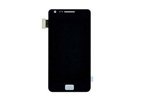 S2 Galaxy Lcd-samsung (schwarz Full LCD display+Touch screen fur Samsung Galaxy S2 i9100)