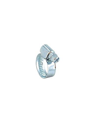 Colliers de serrage bande ø14 - 22 mm à crémallière - Lot de 10 - CAP VERT