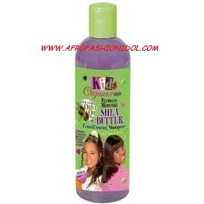 Africa's Best Kids Organics Ultimate Moisture Shea Butter & Extra Virgin Olive Oil Conditioning Shampoo 355ml by Kids Organics