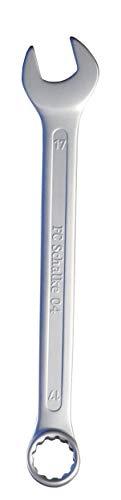 FC Schalke 04 Schraubenschluessel 12tlg. Set / Satz 6-19mm | Maul-Schluessel | Ring-Schluessel | Gabelring-Schluessel |Original Fan-Artikel | Gelsenkirchen |6mm | 7mm | 8mm | 9mm | 10mm | 11mm | 12mm |13mm | 14mm | 15mm | 17mm | 19mm