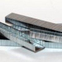 Séries 71 14mm acier galvanisé Agrafes Aprox 10,000 pièces Omer