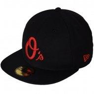 new-era-stagionale-basic-baltimore-orioles-modello-59-fifty-colore-nero-rosso-black-7