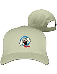 MINUCM Cartoon Popeye The Sailor Olive Oyl E. C. Segar Snapback Hats