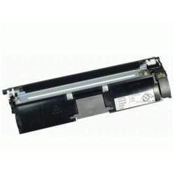 Konica Minolta QMS Tonerkartusche für Magicolor 2400 2430 Laser-Drucker-Serie hohe Kapazität, schwarz