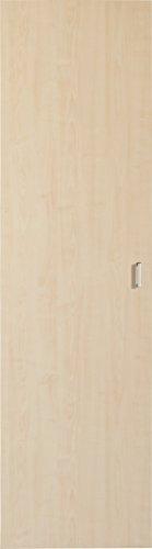 Ahorn Türen (CS Schmalmöbel 10/48 Tür, Holz, ahorn, 51 x 1,5 x 183 cm)