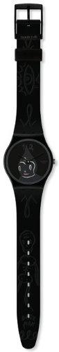 Swatch Kinder-Armbanduhr Midnight Magi kidrobot GB249 - 2