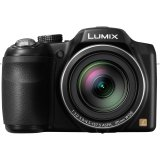 Panasonic Lumix DMC-LZ30 Point & Shoot Camera (Black)