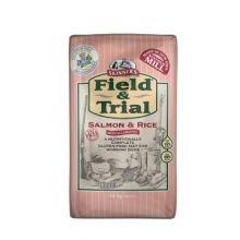 Skinners Field & Test Lachs & Reis 15kg Hypoallergen