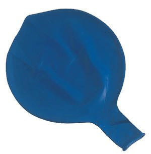 PARTY DISCOUNT ® Riesen-Ballon, 350cm, Blau