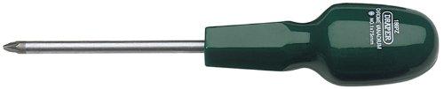 Nr. 1 X 75 mm WerkzeugschräNke-Schraubendreher mit Faust-Griff und Klingen aus Chrom-Vanadium...