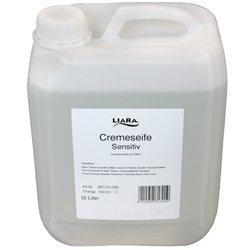 Seife LIARA Cremeseife Flüssigseife Sensitiv 5 L Cremeseife mit angenehmer Duftnote