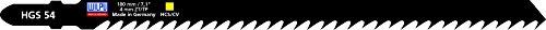 ASEIN - SIERRA CALAR 5 HOJAS 354745 155MM(BLISTER )