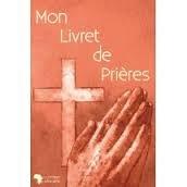 Mon livret de prières