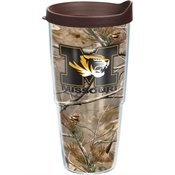 Tervis Tumbler Missouri Tigers Realtree Camo Wrap 24oz with Travel Lid by Tervis