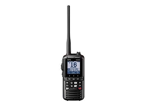 Standard Horizon HX890E VHF Handheld (Schwarz) Vhf Handheld Dsc