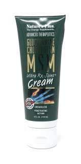 Glucosamin Creme Für Den Körper (Nature's Plus Ultra Rx-Joint® Cream 118 ml Tube (118ml))