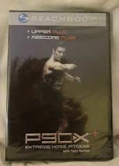 Used, P90X Upper Plus Abs/Core Plus DVD for sale  Delivered anywhere in UK