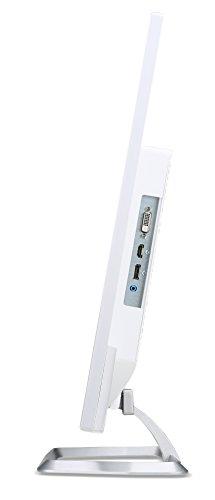 Acer EB321HQUAwidp 315 WQHD CrystalBrite IPS Monitor by using DVI DL HDMI DP White Acer EcoDisplay Monitors