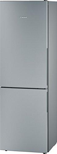 Bosch Réfrigérateur-congélateur KGV36VE32S / A ++ / 186 cm de hauteur / 227 kWh/an/capacité du réfrigérateur 215 l/capacité du congélateur 94 l/refroidit de manière très économique gris