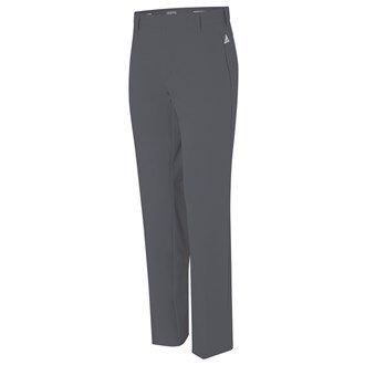 Adidas Golf Puremotion Elasticizzati 3-righe Pantaloni (Nero / Vista Grigio) - Vista Grigio/Bianco, 32W x 34L