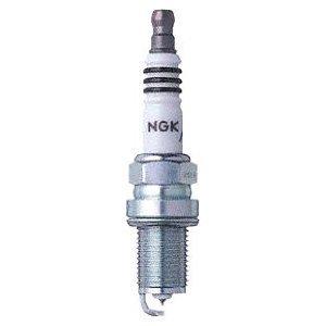 NGK BKR6EQUP Candelepremium al platino 3199, lavorate al laser, 4 pezzi