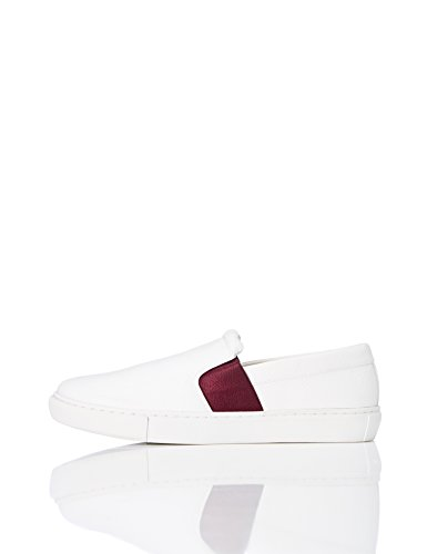 Perceive Damen Slip-On Sneaker, Weiß (White), 41 EU
