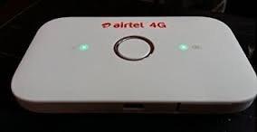 Retail One Airtel Huawei E5573 4G Wifi Hotspot - Unlocked
