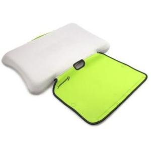 GameExpert 2 in 1 Carry Case & Anti-Slip Mat for Nintendo Wii Fit Plus Board (Wii) [Importación Inglesa]