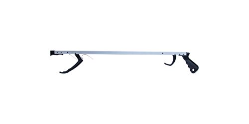Pflegehome24® Greifzange Greifhilfe Handgreifer 80 cm lang