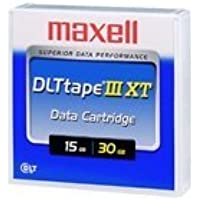 Maxell Dlttape Iiixt – DLT x 1 – 15 GB – supporti di (Beach Light Switch Cover)