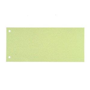 Trennstreifen RC-Karton 190g grün 220x105mm 100 St VE=1