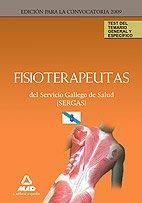 Fisioterapeutas Del Servicio Gallego De Salud (Sergas). Test  Del Temario General Y  Específico.