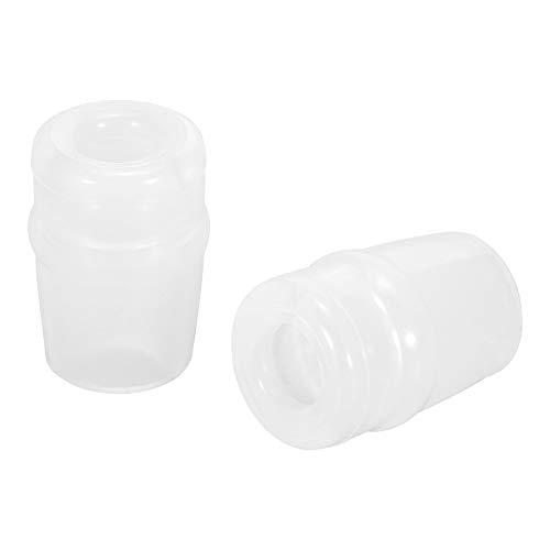 Lixada 2 PCS hidratación vejiga Cebo válvula Boquilla Paquete de hidratación válvula de aspiración...