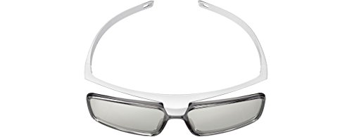 Sony TDGSV5P Passive 3D-Brille für SimulView Gaming Technologie silber