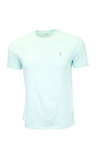 Ralph Lauren Classic-Fit Herren T-Shirt - Green - - Ralph Shirt, Lauren Classic-fit