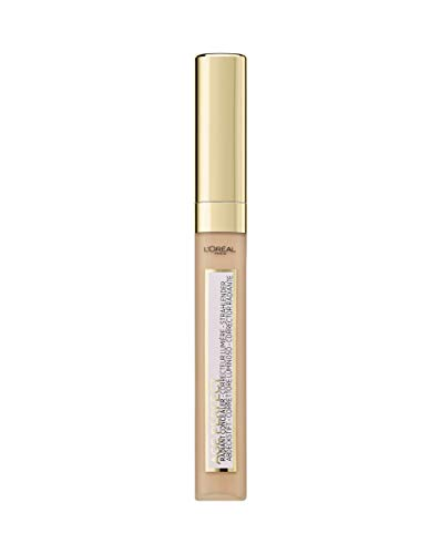 L'Oréal Paris Age Perfect Cremiger Abdeckstift in Nr. 01 hell/light, flüssiger Concealer, kaschiert Augenringe, Pigmentflecken und Rötungen, 6,8 ml