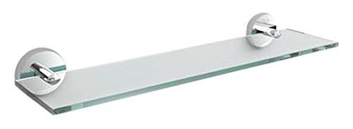 Roca A816708001 - Repisa (posibilidad de instalación mediante tornillería o adhesivo)