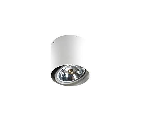 Moderna Lámpara de techo 1x 50W/QR111Alix gm4110WH Azzardo