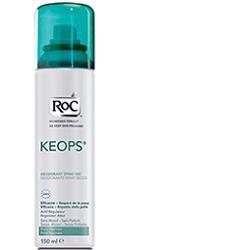 ROC Keops Déodorant Sec Efficacité 24H spray 150ml