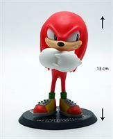 Sonic The Hedgehog 5 Inch Knuckles Figure
