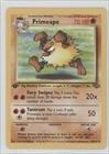 Pokemon - Primeape (Pokemon TCG Card) 1999 Pokemon Jungle Booster