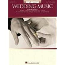 The Big Book of Wedding Music (Big Book (Hal Leonard))