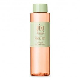 Pixi Glow Tonic with Aloe Vera and Ginseng Oxygenating. Exfoliating facial glow tonic 250ml