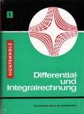 Differential- Und Integralrechnung.