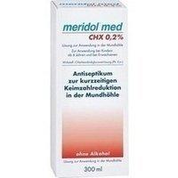 Meridol med CHX 0,2% Lösu 300 ml