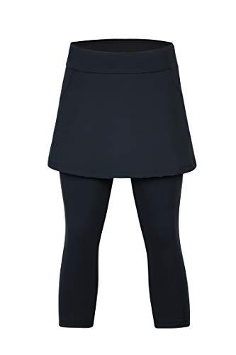 Zoom IMG-1 beroy donna pantalone capri leggings
