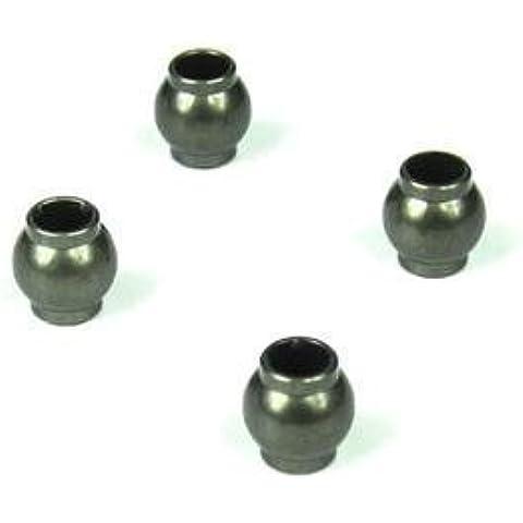 TEKNO R/C TKR5058A Pivot Balls 5.8mm/Brake/Steering Link
